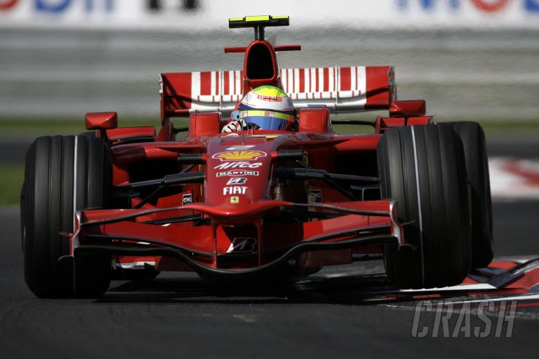 Felipe Massa (BRA) Ferrari F2008, Hungarian F1, Hungaroring, 1st-3rd, August, 2008