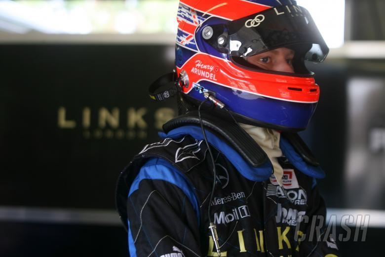 Henry Arundel (GBR) - Raikkonen Robertson Racing Dallara Mercedes