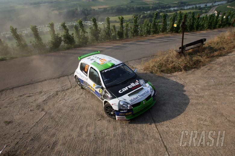 Kris Meeke (GBR) Paul Nagle(IRL), Renault Clio S1600