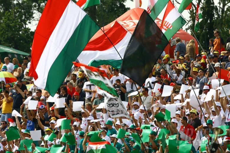 Fans, Czech MotoGP 2008