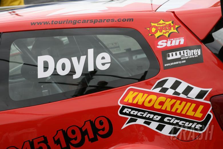 Michael Doyle (GBR) - In-Tune Racing Honda Civic Type-R