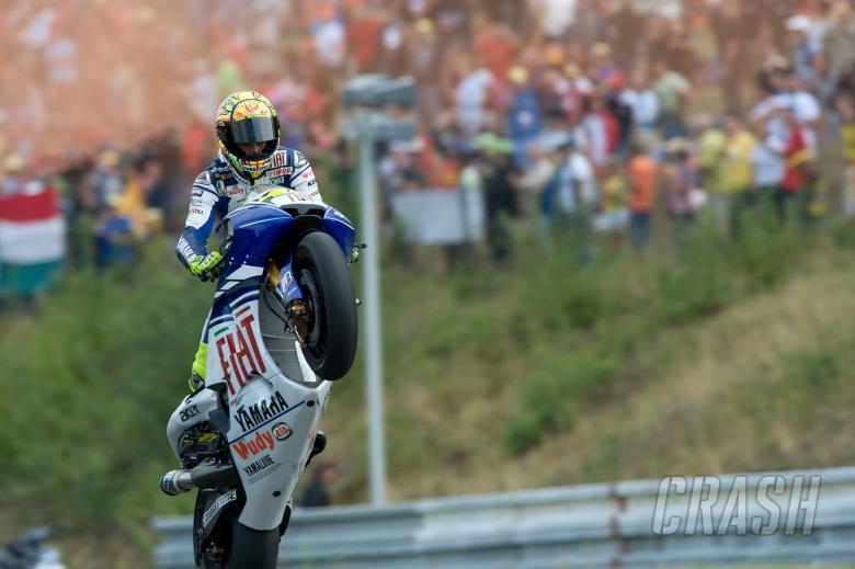 Rossi, Czech MotoGP 2008