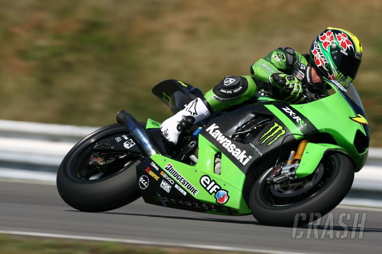 Jacque, Czech MotoGP Test 2008