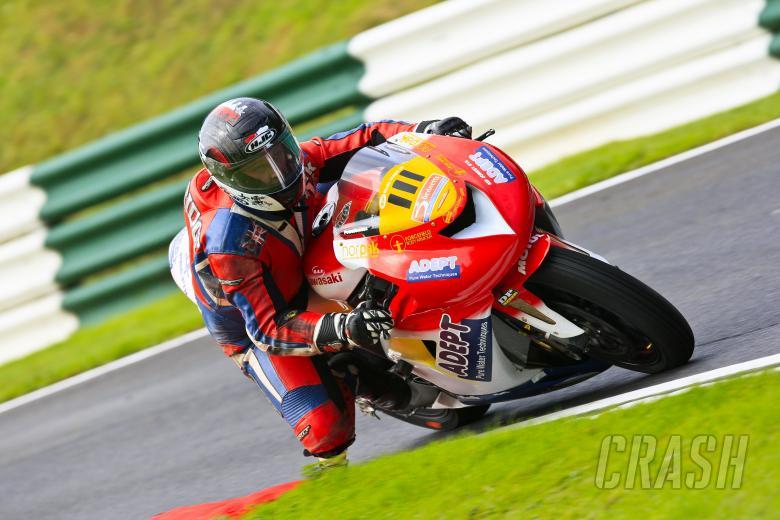 111. Malcolm Ashley MAR–ARP Kawasaki, Superbike Cup, Kawasaki ZX10-R