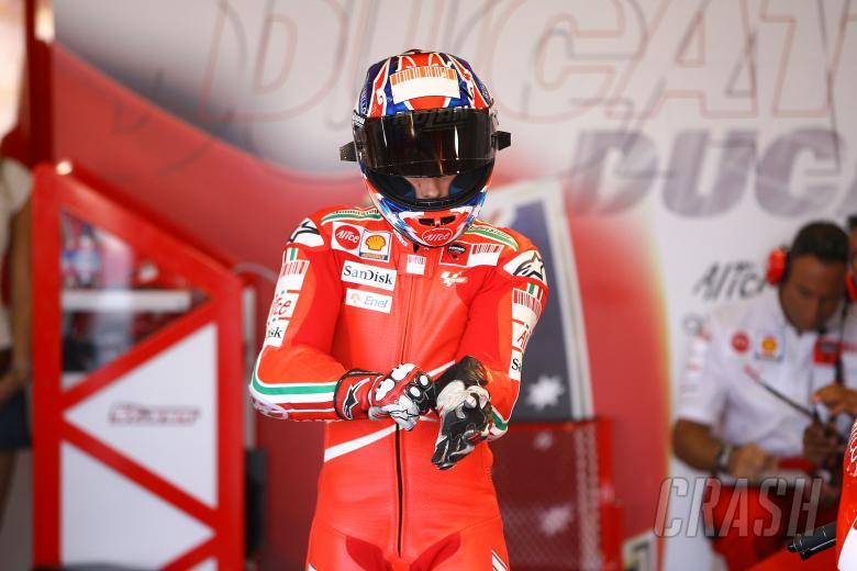 Stoner, San Marino MotoGP 2008