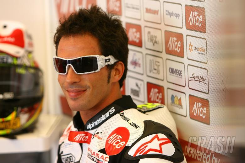 Elias, Indianapolis MotoGP 2008
