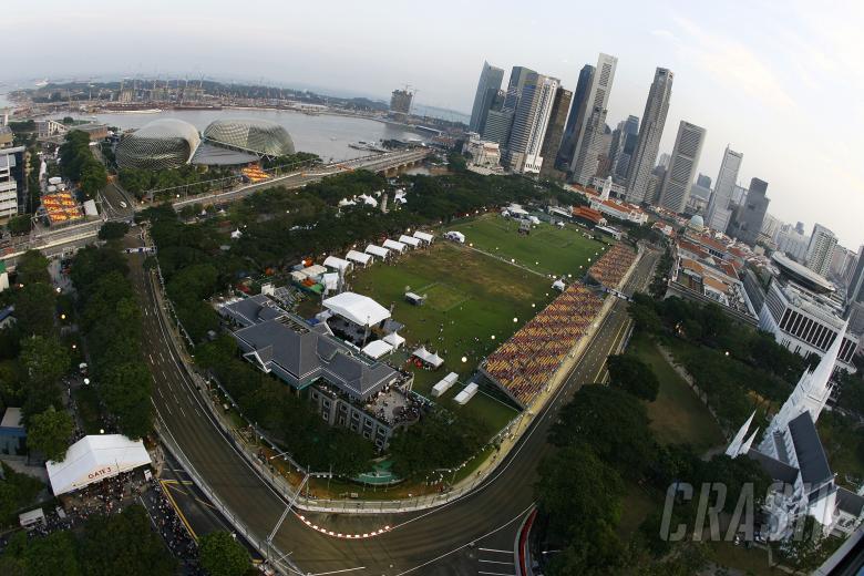 Singapore F1 Grand Prix, 26th-28th, September 2008