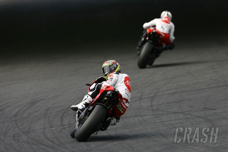 Elias, Japanese MotoGP 2008