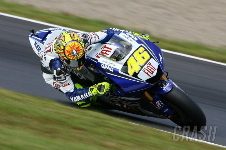 Rossi, Japanese MotoGP 2008