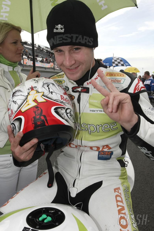 Rea, French WSS Race 2008