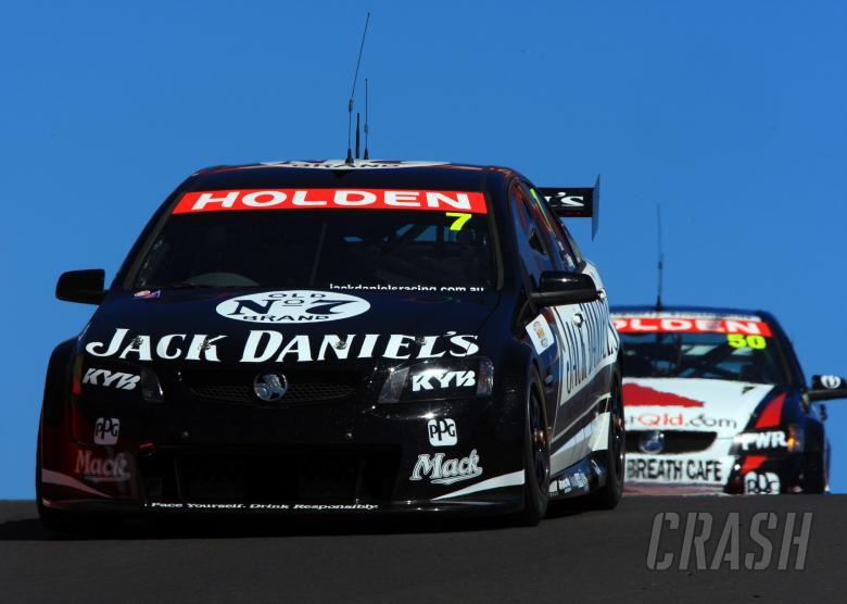 Todd Kelly, Shane Price, (Aust) Jack Daniels Perkins Engineering Commodore    Supercheap Bathurs