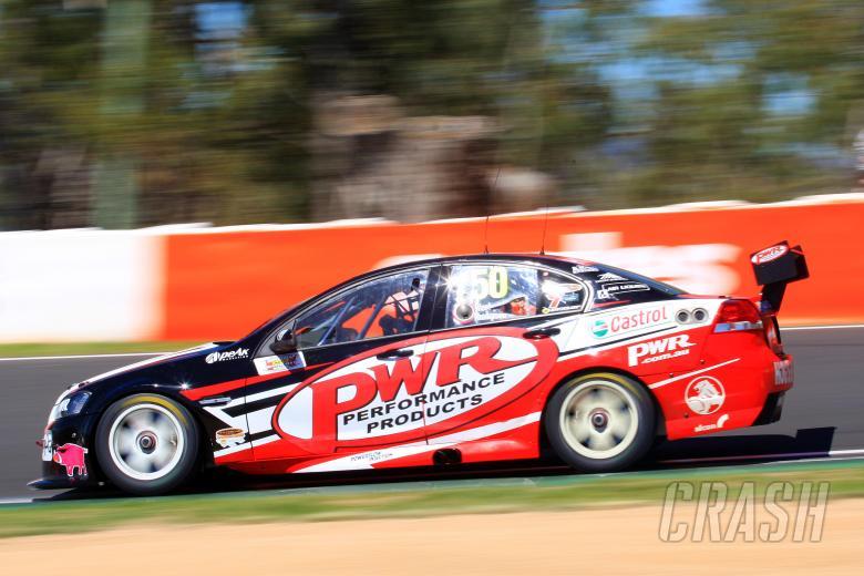 Andrew Thompson, Paul weel, (aust), PWR Commodore Supercheap Bathurst 1000 Rd 10 v8 Supercars
