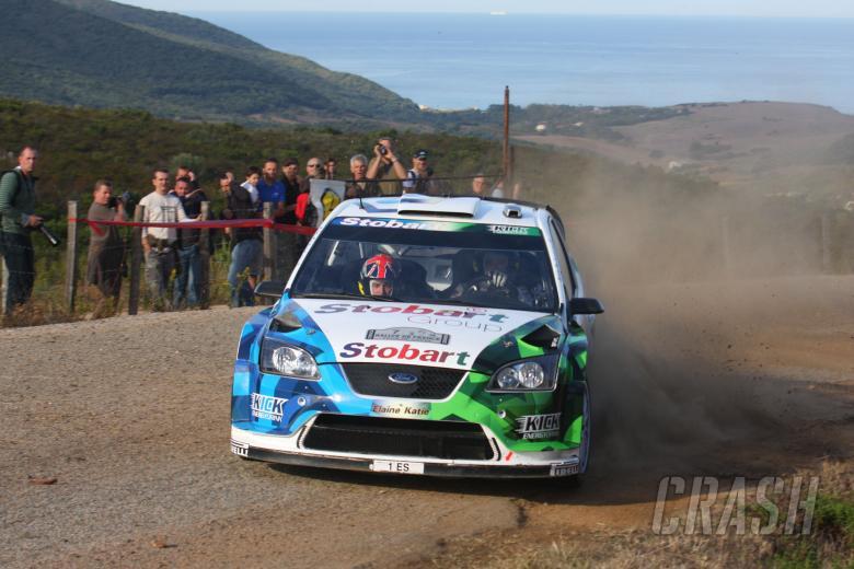 Matthew Wilson (GBR) Scott Martin (GBR), Ford Focus RS WRC 07, Stobart VK M-Sport Ford Rally Team