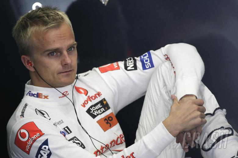 Heikki Kovalainen (FIN) McLaren MP4-23, Japanese F1, Fuji, 10th-12th, October, 2008