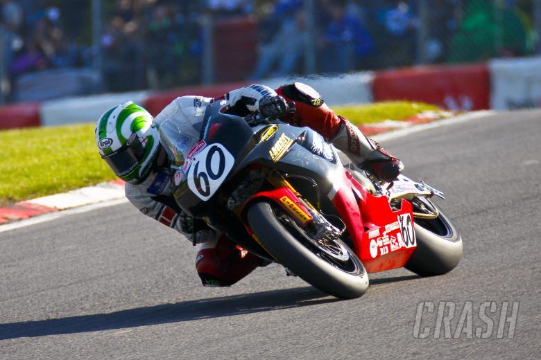 Hickman, BSB Brands Hatch. Race 1.