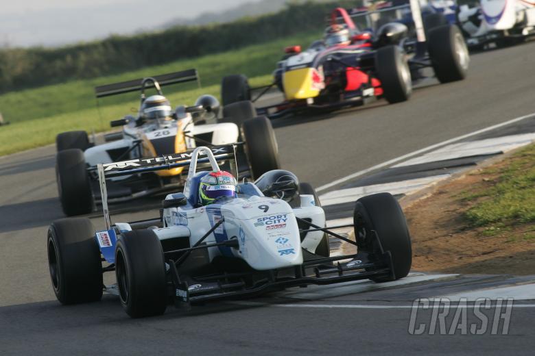 Sergio Perez (MEX) - T-Sport Dallara Mugen Honda