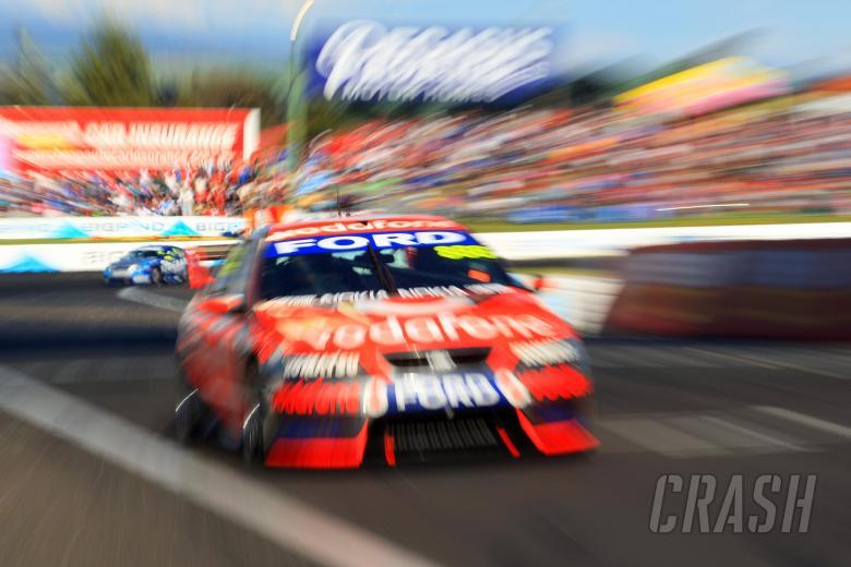 Craig Lowndes,Jamie Whincup, (Aus), Team Vodafone 888 Ford, won the Bathurst 1000 Supercheap Ba