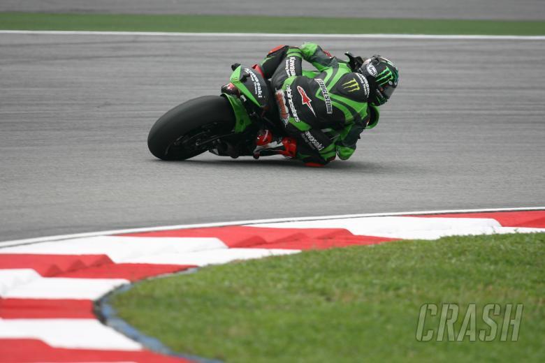 Hopkins, Malaysian MotoGP Race 2008