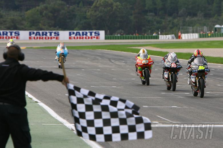 Corsi, Valencia 125GP Race 2008