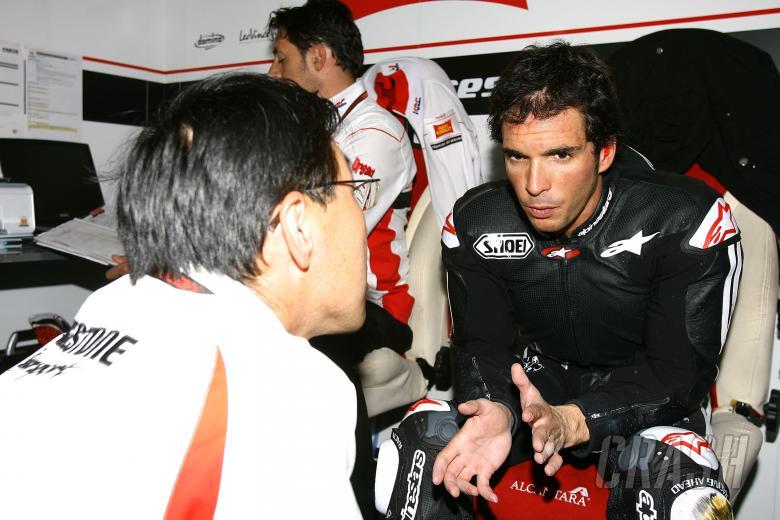 Elias, Valencia MotoGP Test 2008