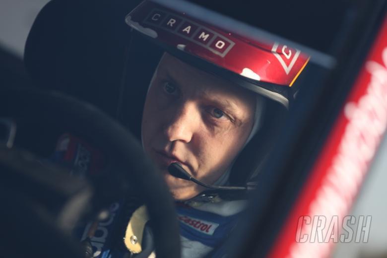 Mikko Hirvonen (FIN) Ford Focus RS WRC 07