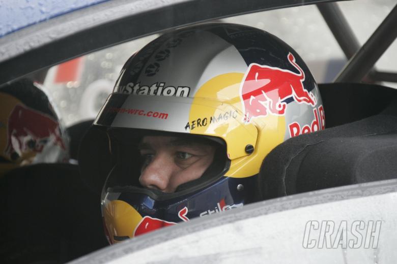 Sebastian Loeb (F) Citroen C4 WRC