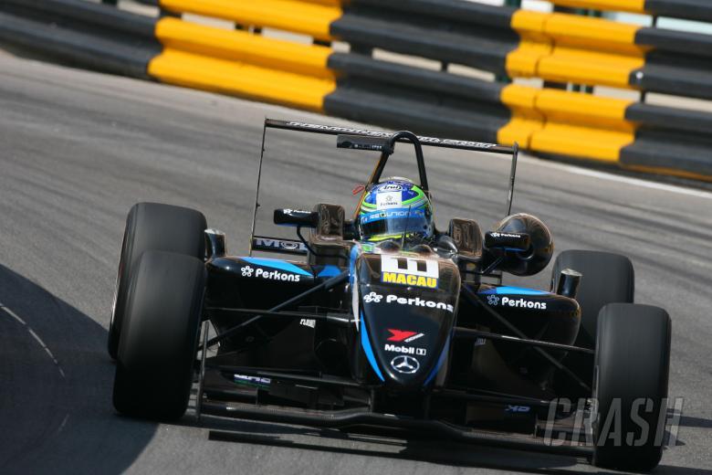 Roberto Streit (BR) Raikkonen Robertson Racing Dallara Mercedes