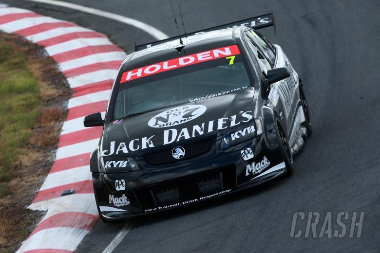 Todd Kelly,  (Aust) Jack Daniels Perkins Engineering Commodore  Falken Tasmania Challenge Rd 13 V