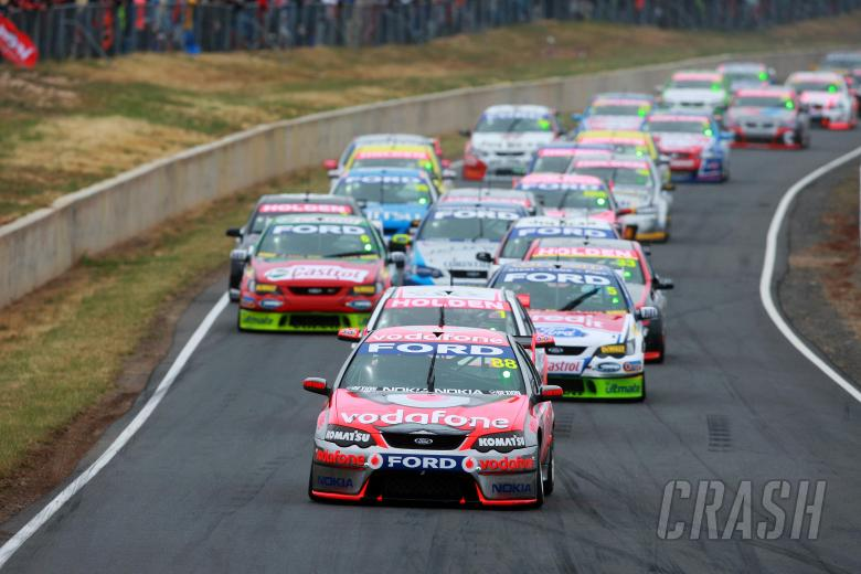 , , Jamie Whincup, (aust) Team Vodafone 888 Ford