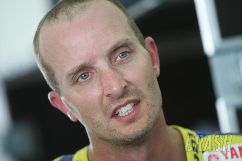Edwards, Sepang MotoGP Test 2009