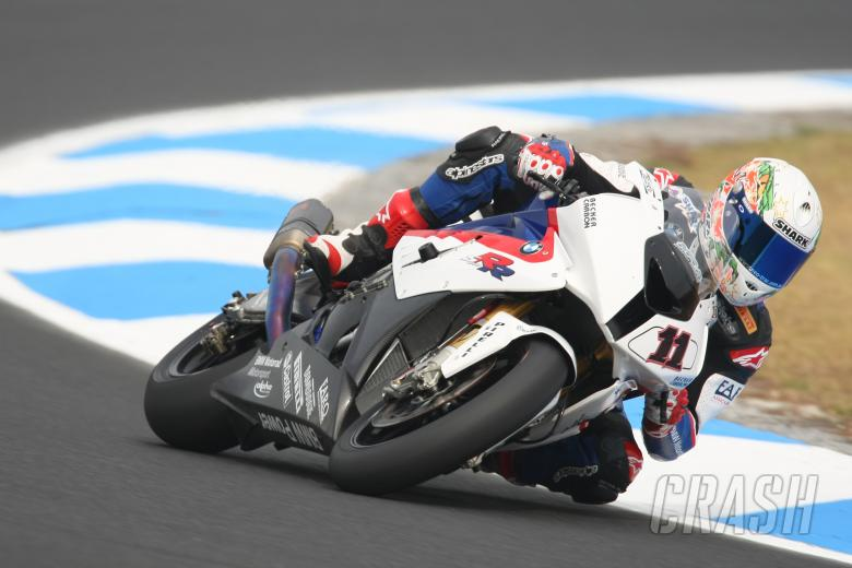 Corser, Australian WSBK 2009