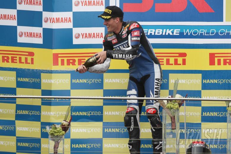 Spies, Australian WSBK Race 2 2009