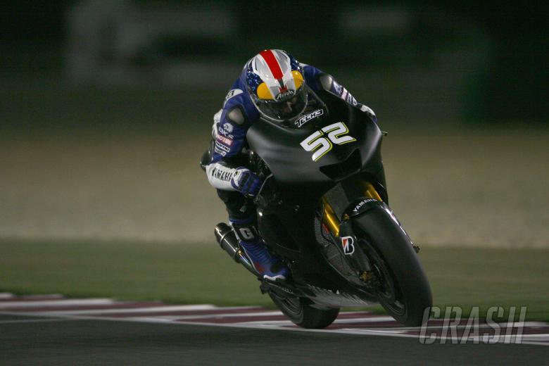 Toseland, Qatar MotoGP Test 2009