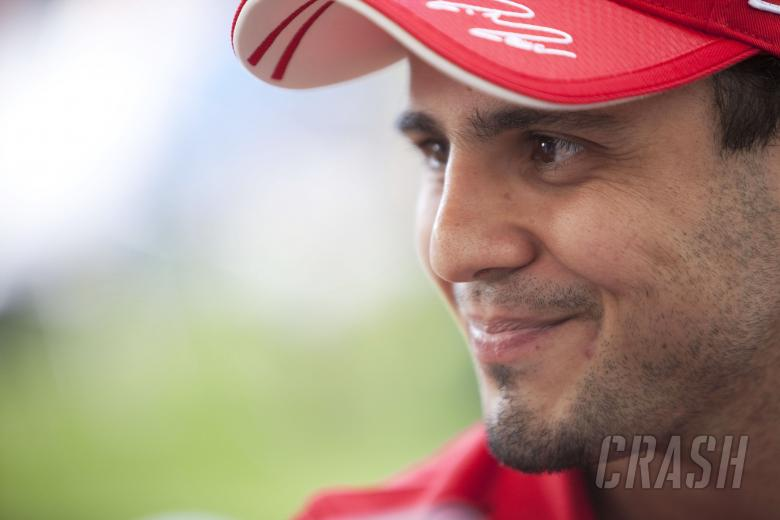 Felipe Massa (BRA) Ferrari F60, Australian F1 Grand Prix, Albert Park, Melbourne, 27-29th, March, 20