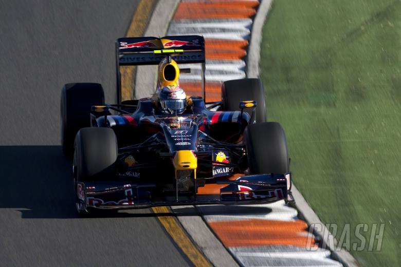 Sebastian Vettel (GER) Red Bull RB5, Australian F1 Grand Prix, Albert Park, Melbourne, 27-29th, Marc