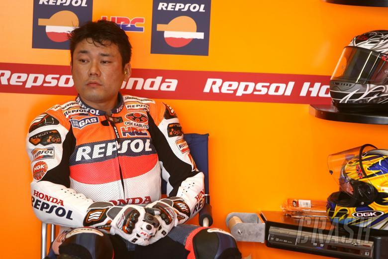 Akiyoshi, Jerez MotoGP Test 2009