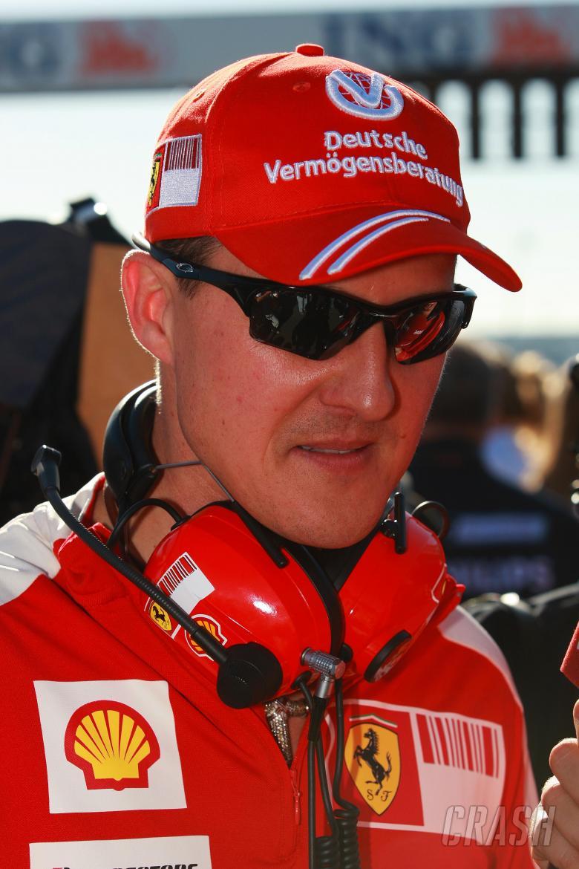 Michael Schumacher, FerrariING Australian Formula 1 Grand PrixRd 1 World F1 ChampionshipAl
