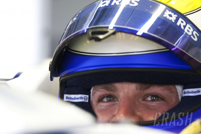 Nico Rosberg - Williams-Toyota FW31