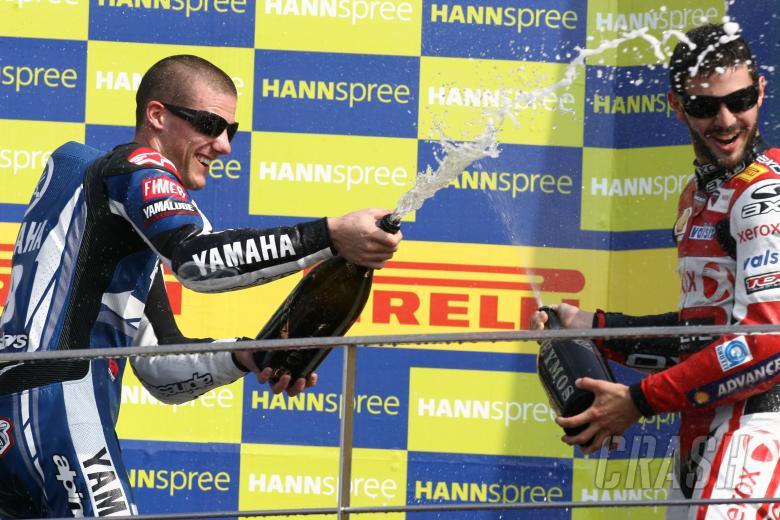 Spies, Spanish WSBK Race 2 2009