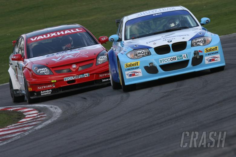 Nick Leason (GBR) Team AFM BMW 120D