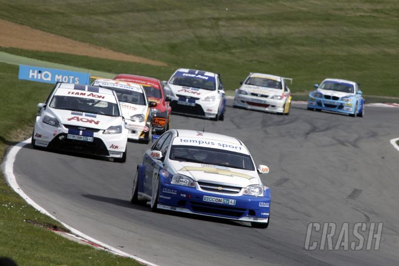 Harry Vaulkhard (GBR) Tempus Sport Chevrolet Lacetti