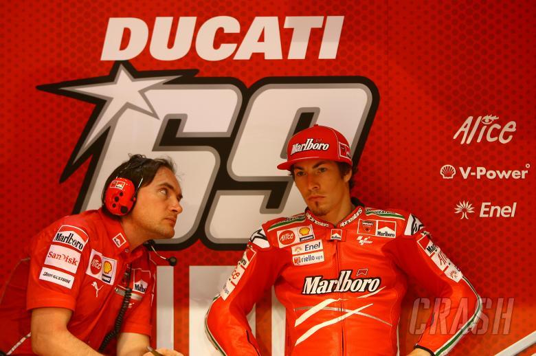 Hayden, Qatar MotoGP 2009