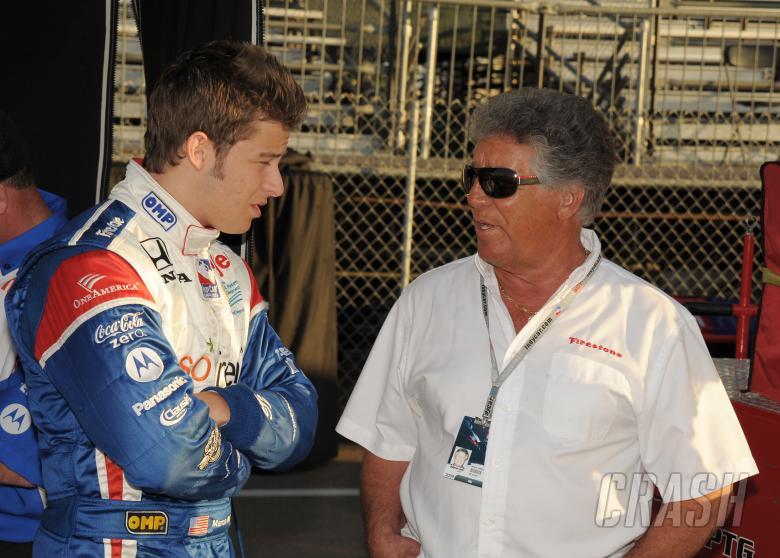 Indy Racing League. 3-5 April 2009. Honda Grand Prix of St. Peteresburg. St Petersburg, Florida. Mar