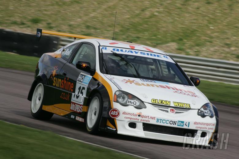 Martyn Bell (GBR) - Sunshine.co.uk with Tech-Speed Motorsport Honda Integra