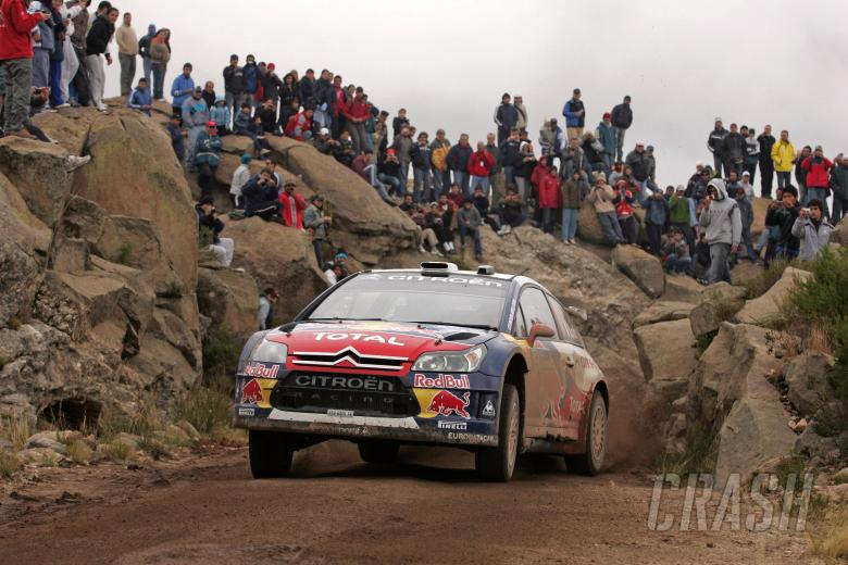 Sebastien Loeb (FRA) Daniel Elena (MON), Citroën C4, Citroën Total World Rally Team