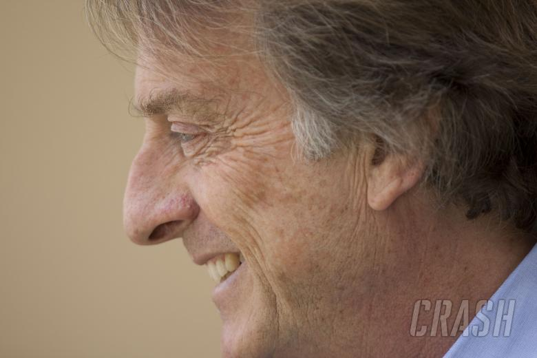 Luca Di Montezemolo (ITA) President Of Ferrari, Bahrain F1 Grand Prix, Sakhir, Bahrain, 24-26th, Apr