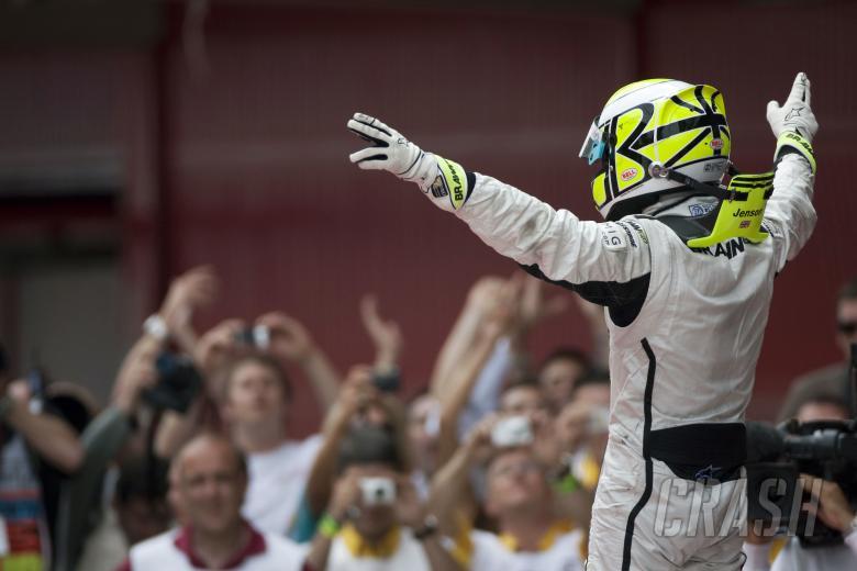 Jenson Button (GBR) Brawn BGP001, Spanish F1 Grand Prix, Catalunya, 8th-10th, May, 2009