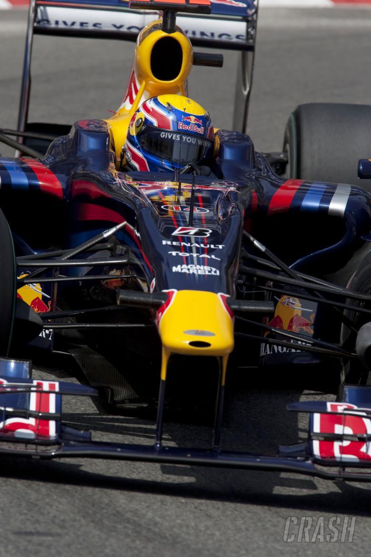 Mark Webber (AUS) Red Bull RB5, Monaco F1 Grand Prix, 21st-24th, May 2009
