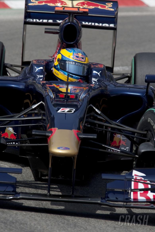 Sebastien Bourdais (FRA), Toro Rosso STR4, Monaco F1 Grand Prix, 21st-24th, May 2009