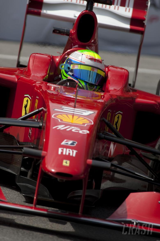 Felipe Massa (BRA) Ferrari F60, Monaco F1 Grand Prix, 21st-24th, May 2009